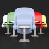Stadium chairs.abacus