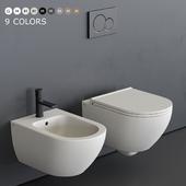 Ceramica Cielo Enjoy Wall-Hung WC