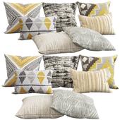 Decorative pillows, 23