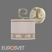 ОМ Классическое бра с абажуром Eurosvet 60086/1 Frangia
