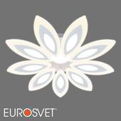 ОМ Потолочный светодиодный светильник Eurosvet 90158/9 Kabuki