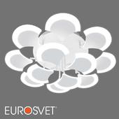 ОМ Потолочный светодиодный светильник Eurosvet 90159/12 Geisha
