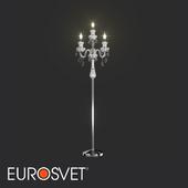 OM Crystal Floor Lamp Bogate's 01102/4 Gabrielle