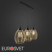ОМ Подвесной светильник в стиле лофт TK Lighting 2817 Liza Gold