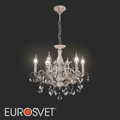 OM Chandelier with crystal Eurosvet 3345/6 Aldis