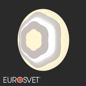 ОМ Настенный светодиодный светильник Eurosvet 90117/2 Siluet