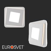 ОМ Настенный светодиодный светильник Eurosvet 90154/2 Salient