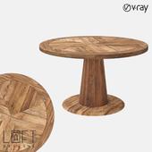 Table LoftDesigne 60211 model