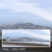Набор панорам набережной