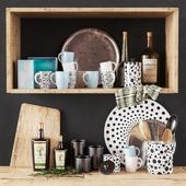 Kitchen Decorative set 015