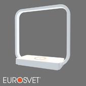 ОМ Светодиодная настольная лампа Eurosvet 80502/1 белый Frame