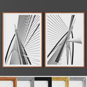 Picture frame set 00018-5