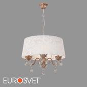 ОМ Люстра с хрусталем Eurosvet 10008/4 Malena
