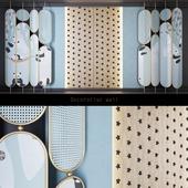 Decorative wall 10