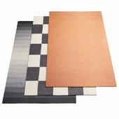 Three rugs KATEHA - 04