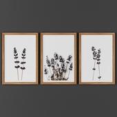 Picture frame set 00022-26