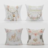 pillows set 2