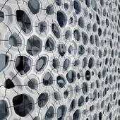 Бионика декоративный фасад / Bionica decorative facade