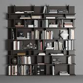 Cattelan Wally Bookcase