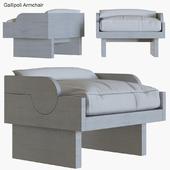 Gallipoli armchair