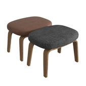 Era Wooden Footstool