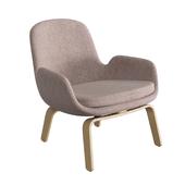 Era Wooden Lounge Chair