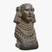 Chalciutlikue - goddess of water