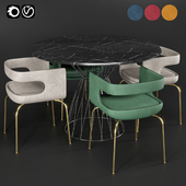 Chair&table