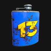 flask 13