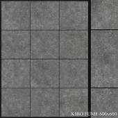 Yurtbay Seramik Kibo Fume 600x600