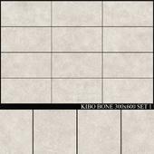 Yurtbay Seramik Kibo Bone 300x600 Set 1