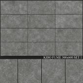 Yurtbay Seramik Kibo Fume 300x600 Set 1