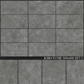 Yurtbay Seramik Kibo Fume 300x600 Set 2