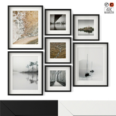 Gallery Frame Set 25