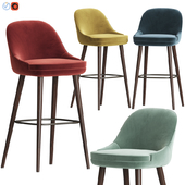 375 Walter knoll Bar Stool