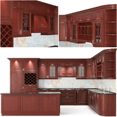Design Classic Kitchen Cabinet