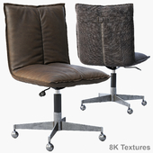 RH Platt Desk Chair