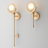 Jade Lighting LLC Nordic Post Wall Lamp