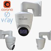 CCTV Surveillance Cameras HikVision
