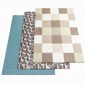 Three rugs KATEHA - 05