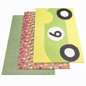Three rugs KATEHA - 07