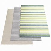 Three rugs KATEHA - 08