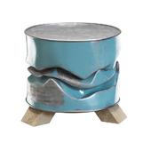 Unique barrel furniture