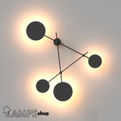 Wall Lamp Geometry B