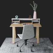 "Desktop ""Kaira Desk"" by ""West Elm"""