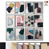 Abstract Posters Set 24