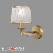 ОМ Бра с абажуром Eurosvet 60081/1 бронза Amalfi