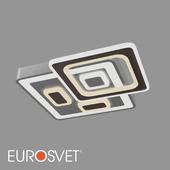 ОМ Потолочный светодиодный светильник Eurosvet 90156/1 Concord