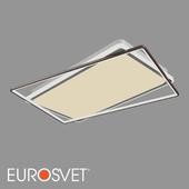 OM Ceiling LED Light Eurosvet 90157/2 Shift