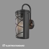 ОМ Уличный настенный светильник Elektrostandard GL 1017D Premier D